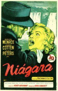 Póster de la película Niagara (1953)