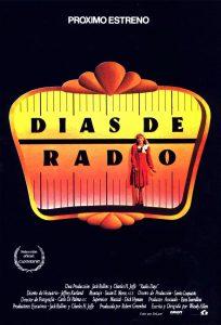 Póster de la película Días de radio