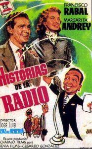 Póster de la película Historias de la radio