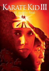 Póster de la película Karate Kid III. El desafío final