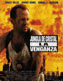 Póster de la película Jungla de cristal: La venganza