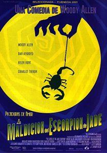 Póster de la película La maldición del escorpión de jade