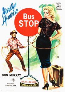 Póster de la película Bus Stop (1956)