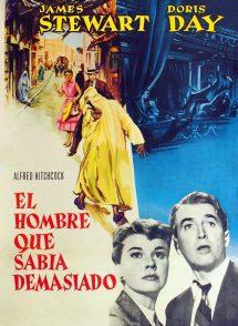 Póster de la película El hombre que sabía demasiado (1956)