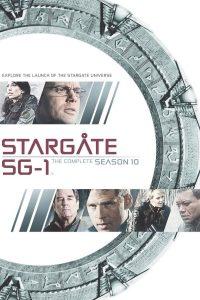 Póster de la serie Stargate SG-1 Temporada Final 10