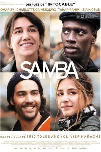 Póster de la película Samba (2014)
