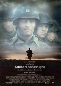 Póster de la película Salvar al soldado Ryan