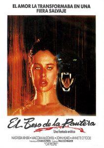 Póster de la película El Beso de la Pantera