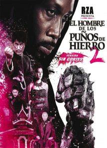 Póster de la película El hombre de los puños de hierro 2