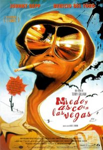 Póster de la película Miedo y asco en Las Vegas
