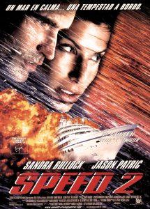 Póster de la película Speed 2