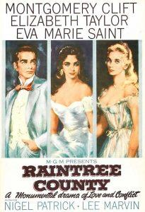 Póster de la película El árbol de la vida (1957)
