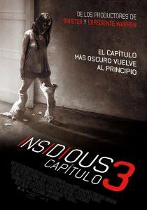 Póster de la película Insidious: Capítulo 3