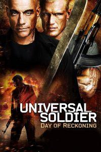 Póster de la película Soldado universal 4: El juicio final