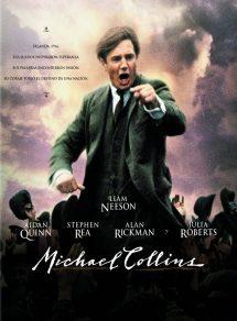 Póster de la película Michael Collins
