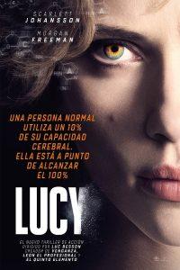 Póster de la película Lucy