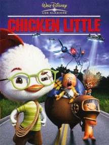 Póster de la película Chicken Little