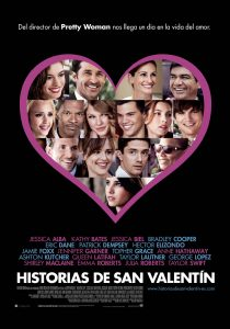 Póster de la película Historias de San Valentín