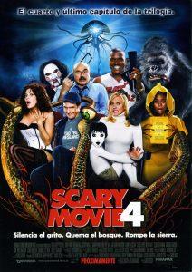 Póster de la película Scary Movie 4