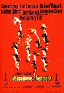 Póster de la película Vencedores o vencidos (El juicio de Nuremberg)