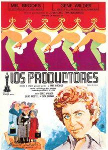 Póster de la película Los productores (1967)