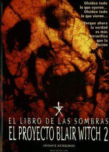 Póster de la película El libro de las sombras: Blair witch 2