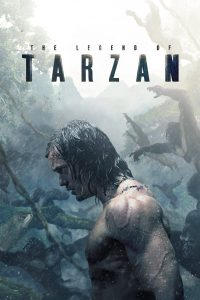 Póster de la película La leyenda de Tarzán