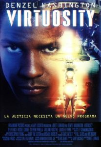 Póster de la película Virtuosity