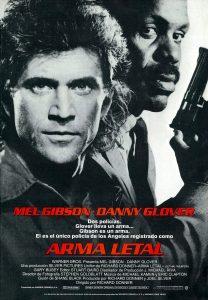 Póster de la película Arma letal