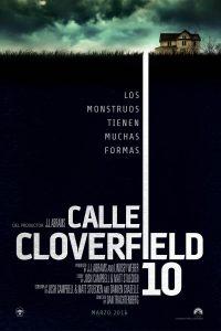 Póster de la película Calle Cloverfield 10