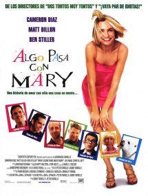 Póster de la película Algo pasa con Mary