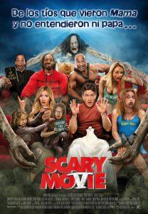 Póster de la película Scary Movie 5