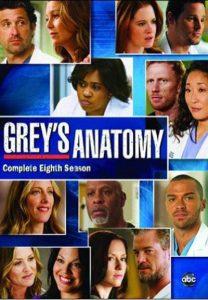 Póster de la serie Anatomía de Grey Temporada 8