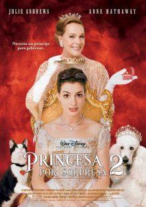 Póster de la película Princesa por sorpresa 2