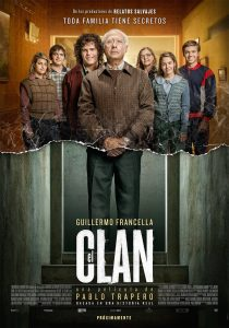 Póster de la película El Clan