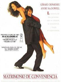 Póster de la película Matrimonio de conveniencia