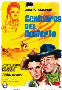Póster de la película Centauros del desierto