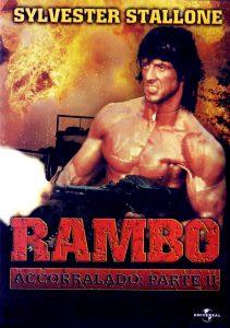 Póster de la película Rambo: Acorralado Parte II