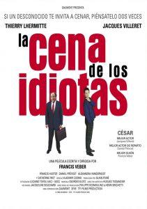Póster de la película La cena de los idiotas (1998)