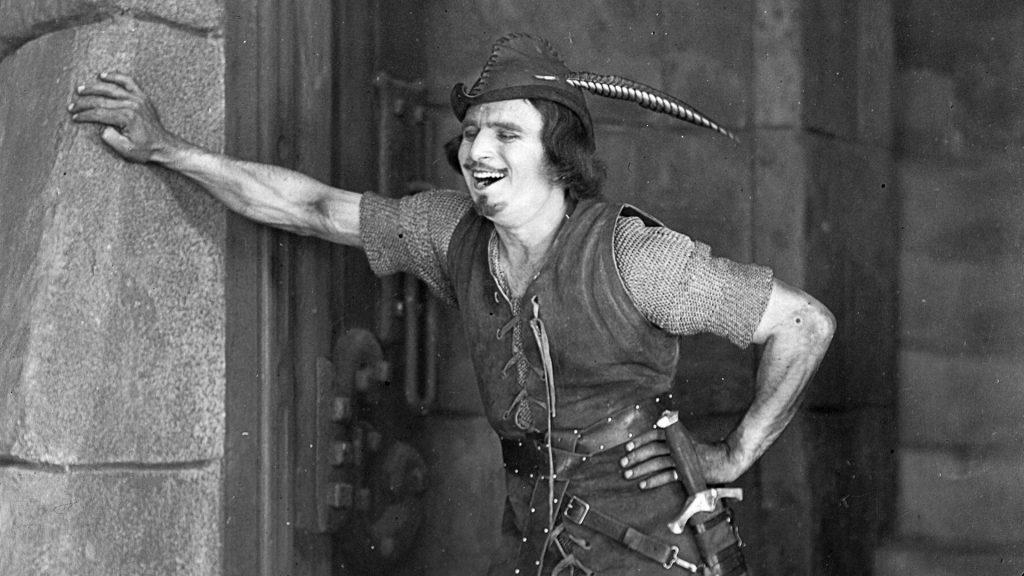 Robin de los bosques (1922)