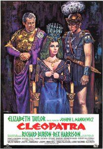 Póster de la película Cleopatra