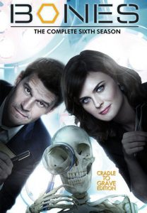 Póster de la serie Bones Temporada 6