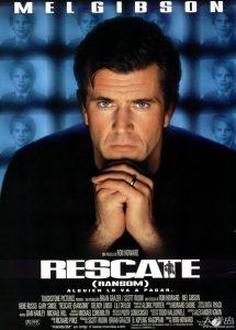 Póster de la película Rescate (1996)