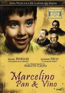 Póster de la película Marcelino pan y vino (1954)