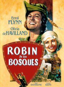 Póster de la película Robin de los bosques (1938)