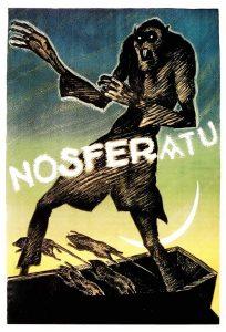 Póster de la película Nosferatu, el vampiro