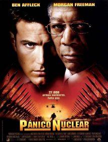 Póster de la película Pánico nuclear