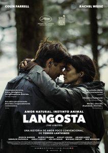 Póster de la película Langosta