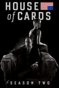 Póster de la serie House of Cards Temporada 2