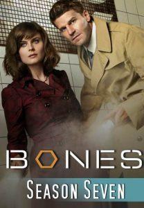 Póster de la serie Bones Temporada 7